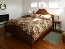 Room at Belle de Jour, Healdsburg, CA