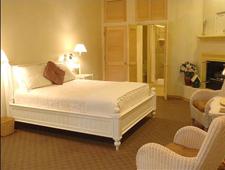 Room at Petit Logis Inn, Yountville, CA