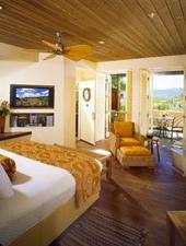 Room at Auberge du Soleil, Rutherford, CA