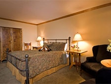 Room at Parkway Inn, Jackson, WY