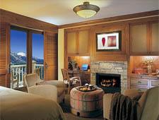 Room at Four Seasons Resort Jackson Hole, Teton Village, WY