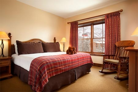 Teton Mountain Lodge & Spa in Jackson Hole, Wyoming
