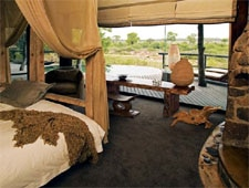 Room at Singita Boulders Lodge, Sabi Sand Reserve, ZA