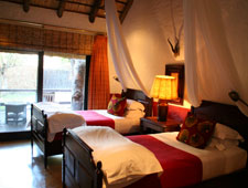 Room at Singita Ebony Lodge, Sabi Sand Reserve, ZA