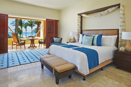 A room at Four Seasons Resort Punta Mita in Nayarit
