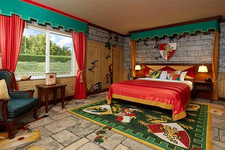 Room at Legoland Hotel, Carlsbad, CA