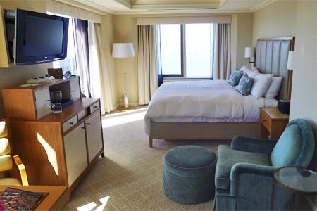 Room at THIS ESTABLISHMENT HAS BECOME LOEWS REGENCY SAN FRANCISCO Mandarin Oriental, San Francisco, San Francisco, CA
