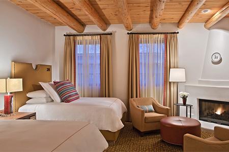 Room at Rosewood Inn of the Anasazi, Santa Fe, NM