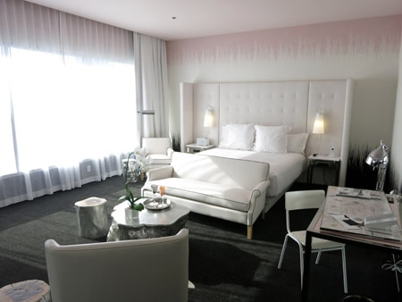 Room at SLS Las Vegas, Las Vegas, NV