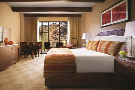 Room at The Ritz-Carlton, Dove Mountain, Marana, AZ