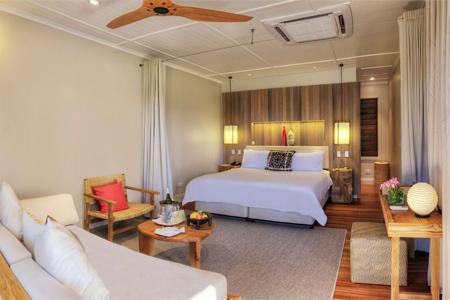 Room at Vomo Island Resort, Vomo Island, FJ