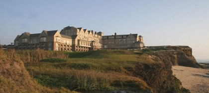 The Ritz-Carlton Half Moon Bay Located in a Country-Style Setting