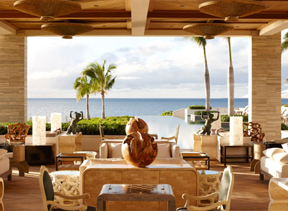 Viceroy Anguilla, a secluded beachfront resort and one of GAYOT's Top 10 Romantic Hotels