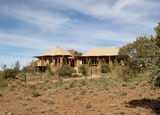 Dwyka Tented Lodge on Sanbona Wildlife Preserve in South Africa