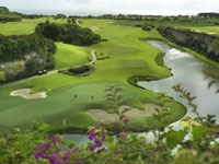 Green Monkey Course at Sandy Lane in St. James, Barbados