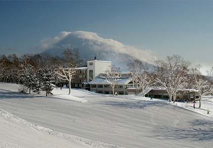 The Green Leaf in Niseko Village, Japan