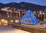 Val di Luce Spa Resort , one of GAYOT's Top 10 Ski Resorts Worldwide