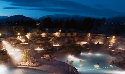 Grand Mercure Oakridge Resort in Wanaka, New Zealand