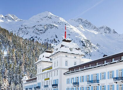 As one of the oldest ski resorts, Kempinski Grand Hotel des Bains boasts both glamour and adventure with its elegant accommodations and world-class ski opportunities