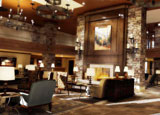 Great room at the The St. Regis Deer Valley