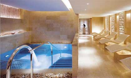 The Spa at The Landmark Mandarin Oriental in Hong Kong