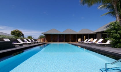 Hotel Guanahani & Spa in St. Barths, French West Indies