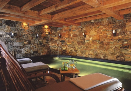 The spa at The Ritz-Carlton, Bachelor Gulch