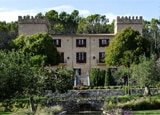 The manor at Castell Son Claret in Mallorca
