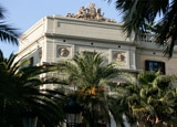 Hotel DO: Placa Reial overlooks the historic Plaza Real in Barcelona