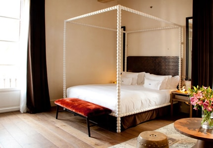 A suite at Hotel DO: Placa Reial in Barcelona