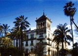 Hotel Alfonso XIII in Seville, one of our Top 10 Hotels in Spain