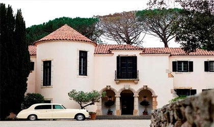 Chateau Noel of Stonepine Estate in Carmel Valley, California