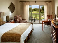 A guest room at Temecula Creek Inn in Temecula, California
