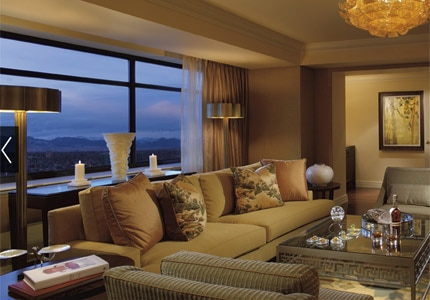 The Ritz-Carlton Denver, one of the Top 10 Hotels in Denver