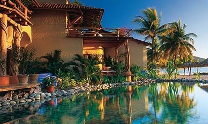 The Tides Zihuatanejo Beach Suites and Lagoon  in Mexico