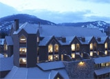The Adara Hotel in Whistler, British Columbia