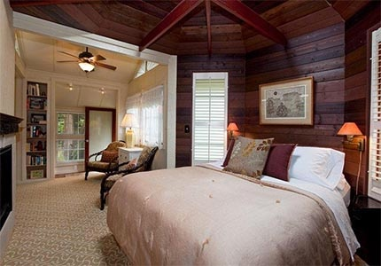 The Ihilani Cottage at Hale Ohia Cottages in Volcano Village, Hawaii