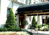 The exterior of Hotel Lombardy in Washington, D.C.