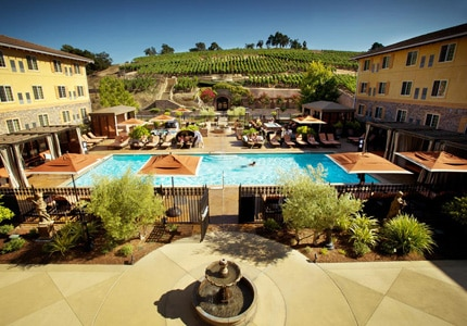 The Meritage Resort and Spa in Napa, California