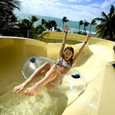 El Conquistador Resort in Puerto Rico is home to one of GAYOT's Top 10 Water Slides in Luxury Resorts