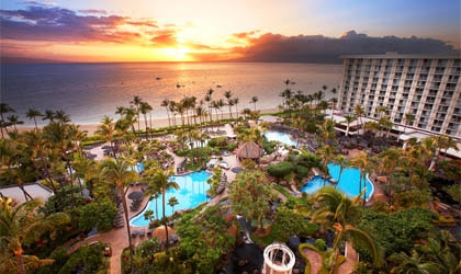The Westin Maui Resort & Spa in Hawaii
