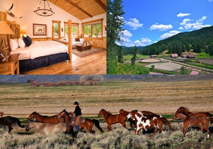 Saddle up and get ready for a rustic getaway at one of GAYOT's Top 10 Wild West Ranches in the U.S.