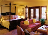 A suite at the Fairmont Sonoma Mission Inn & Spa in California