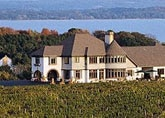 Chateau Chantal in Traverse City, Michigan is one of our Top 10 Wine Country Inns
