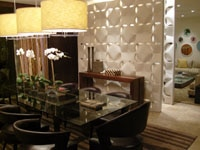 Elegant dining in the luxurious Presidential Suite at the One&Only Cape Town hotel