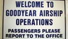 Welcome to Goodyear Airship Operations!