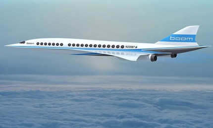 Supersonic passenger jets may be making a comeback to the commercial flight industry