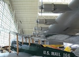 The Spruce Goose has been housed at the Evergreen Aviation & Space Museum in McMinnville, Oregon, since 1993