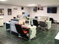 The Titan II launch room at the Evergreen Aviation & Space Museum in McMinnville, OR