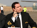 Qantas ambassador and captain John Travolta